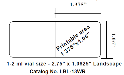 freezerworks label sizes
