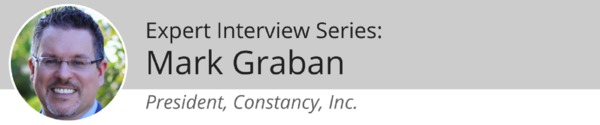 Mark Graban President of Constancy, Inc. will conduct an Expert Interview Series
