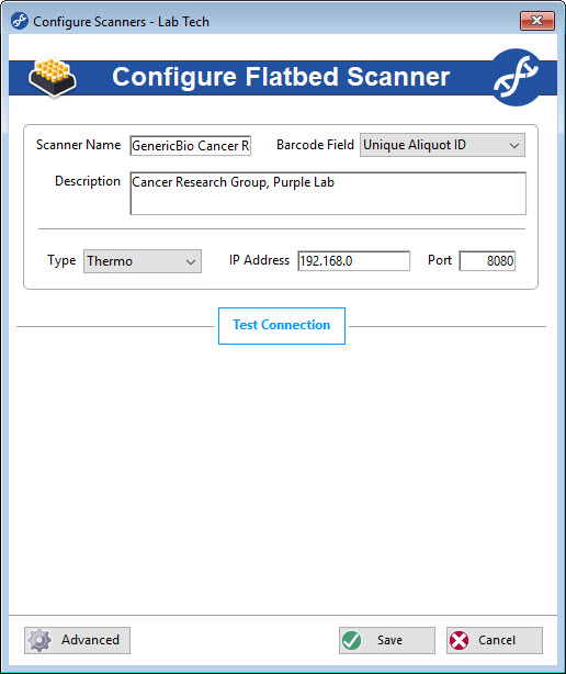 Use flatbed scanner implementation to increase efficiency within your laboratory